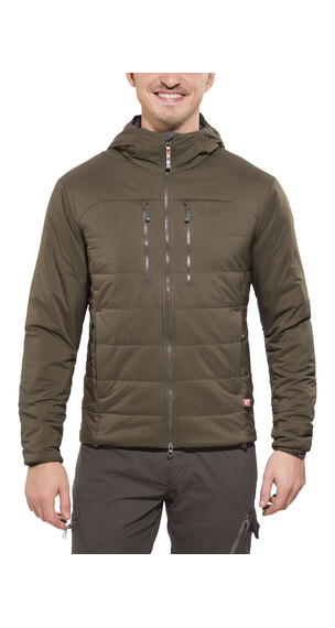 Sherpa Kailash Hooded Jacket Men juniper/kharani